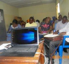 Formation sur l'hygienne hospitaliere et mise en place du comité d'hygienne 10